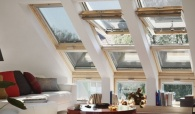 Tetősík ablak beépítés